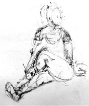 Susan Figure Sketch