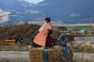 Montana Ranch Art