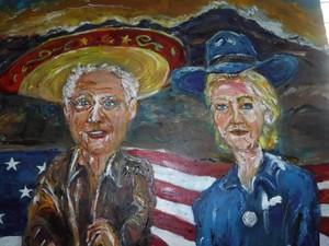 Presidential portraits