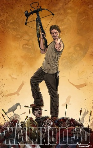 Daryl Dixon- Super bad Ass!