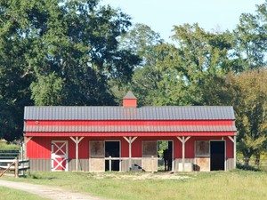 Fine Red Stable