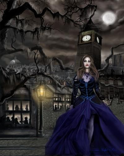 Drucilla - Princess of the Night
