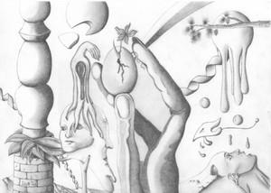 Dali, Magritteand Me
