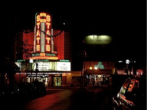 The State Theater: Ann Arbor Michigan 2002