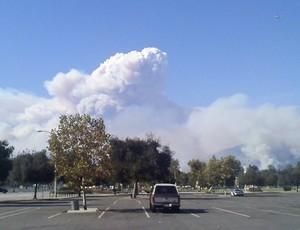 The Station Fire: La Canada-Flintridge, CA