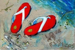 Love my Flip Flops