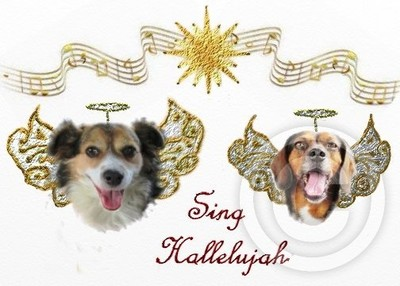 Bark the Herald Angels Sing!