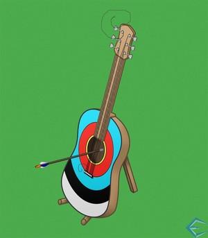Guitarget