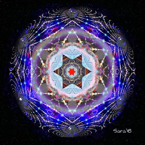 Beadgame Mandala