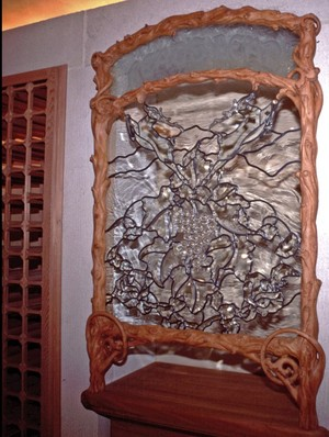 Cellars Leaping Beveled Stags Scene