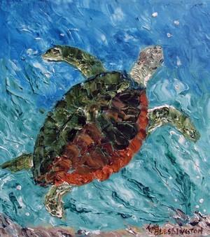 Tybee Loggerhead Turtle