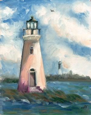 Historic Cockspur Lighthouse