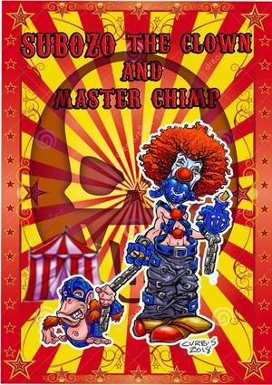 SUBOZO the Masochistic clown