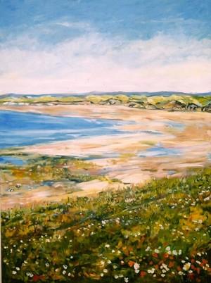 Panel II Ireland Seashore