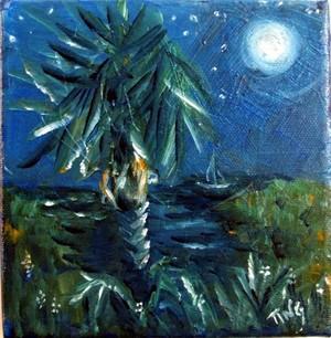Moonlight Palm