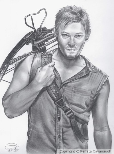 Daryl Dixon-Walking dead