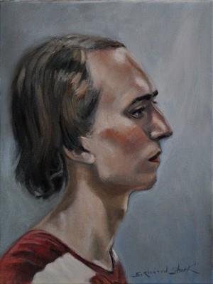 Portrait of a Dancer IV