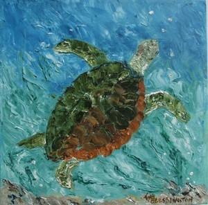 Tybee Sea Turtle 2