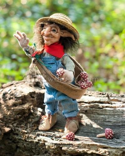 Mushroom Farmer Goblin