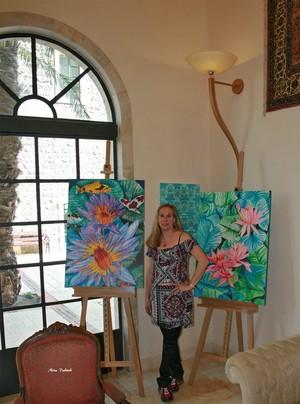Joy of Colour, by Nira Dabush
