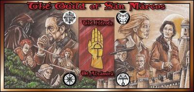 Folder F Guild of San Marcos