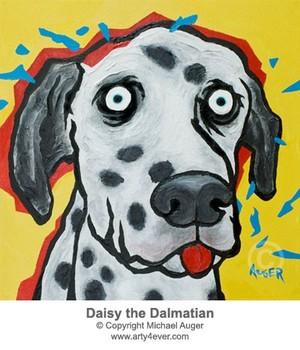 Daisy the Dalmatian
