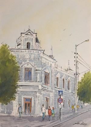 Krasnodar museum of art