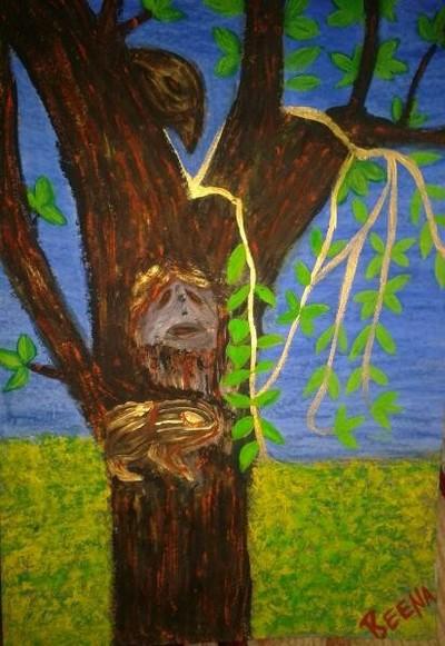Nature tree Mystery