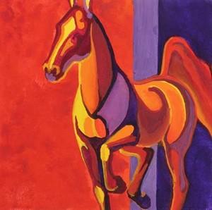 Equine Shapes VII