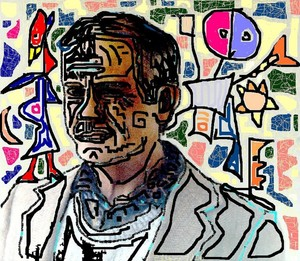 Homage to Picasso Miro Klee and other friends