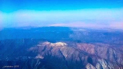 California mountains
