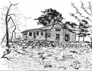 Buffalo Barn