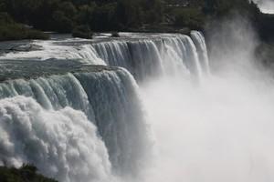 The Falls at Niagra NY