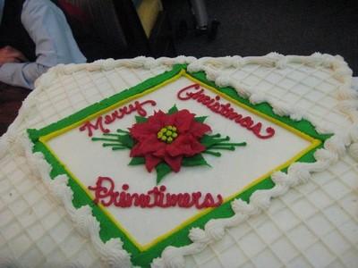 Primetimers Christmas Party