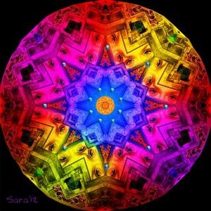Inandout Mandala