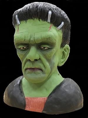 Frankenstein Monster Sculpture