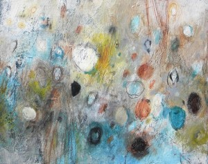 Abstract Texture Paintings