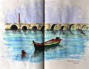 Ponte D. Maria , Lagos