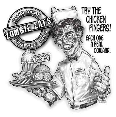 Zombie Eats