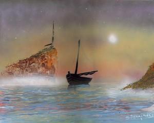 sailing a dream