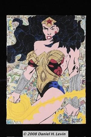 Comic Super Heroes