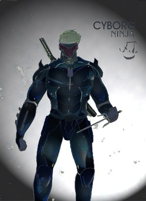 Cyborg-Ninja II