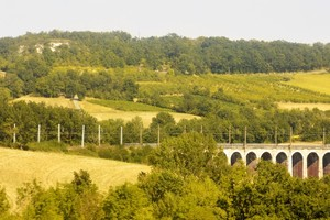LANDSCAPE AND RAILWAY ...