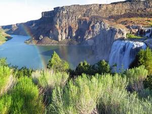 Memorial Day... Shoshone Falls, Idaho