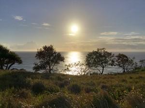 Morning at Stradbroke Island