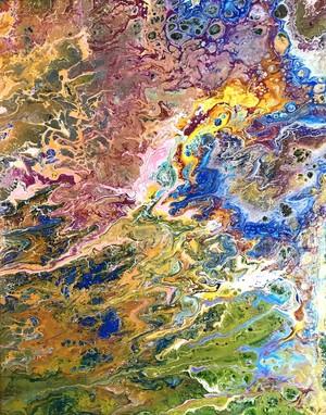 Color Crack