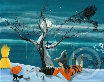 Morgana's Halloween