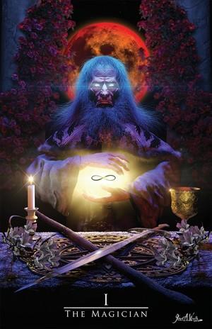 The Magician - Tarot Card