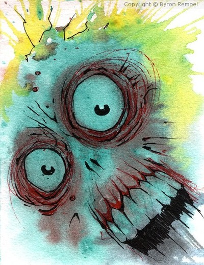 frenzied zombie