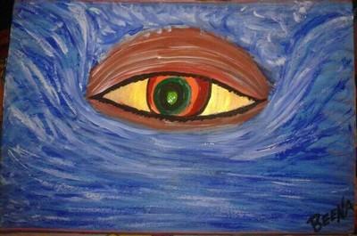 Faith eye